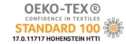 Oeko-Tex Confidence in Textiles Standard 100 wunderlabelZA